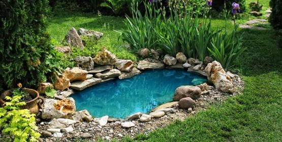 Mantenimiento de piscinas, fuentes y estanques